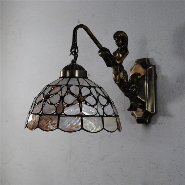 Tiffany E27 Vintage Wall Sconces WL262