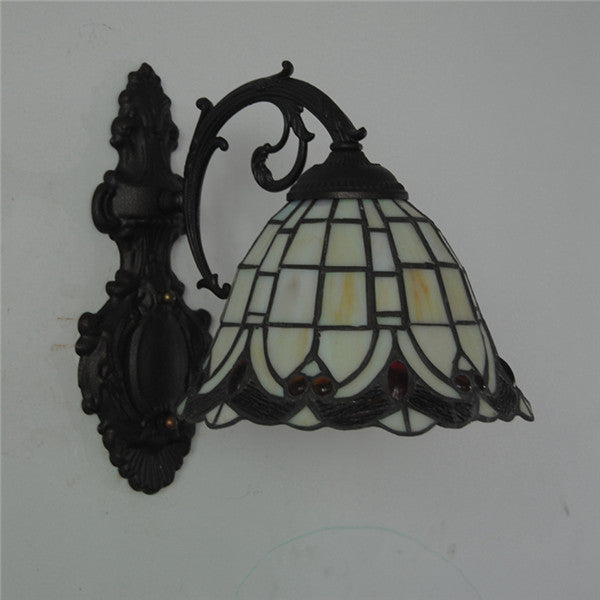 Tiffany E26/E27 Vintage Wall Sconces WL265 - Cheerhuzz