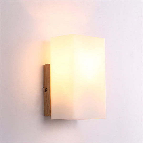 Modern Wood Wall Sconces WL268