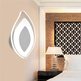 White 5W LED Bedside Lamp Wall Sconces WL270-WH - Cheerhuzz