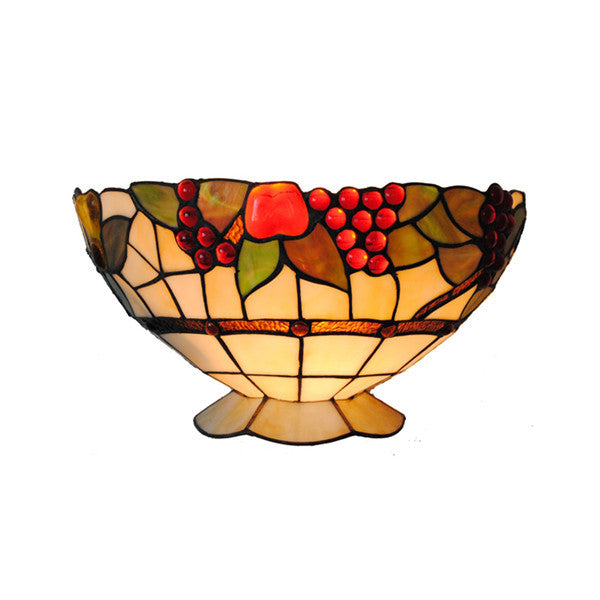 Wall Sconce Stained Glass Fixture WL275