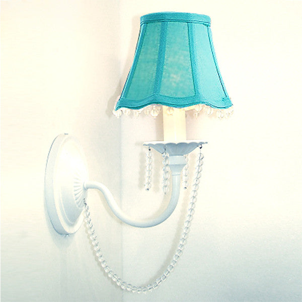 Creative Fabric Shade Wall Light WL277