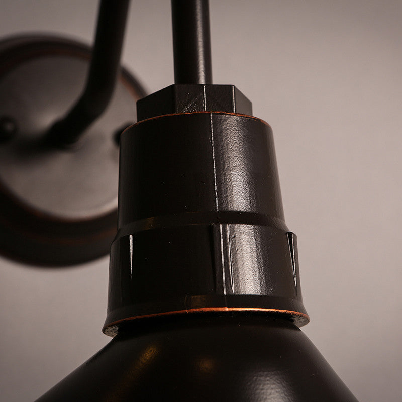 Industrial Vintage Metal Wall Lamp WL292 - Cheerhuzz