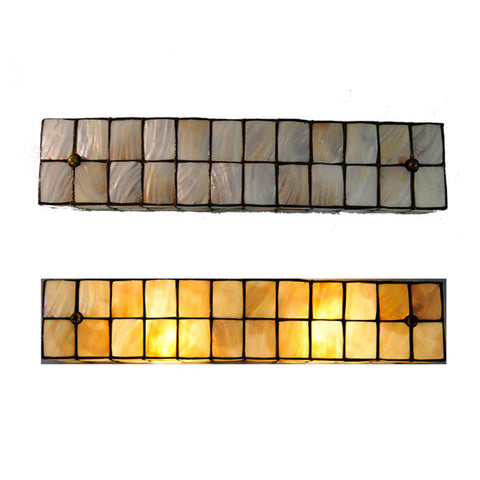 Nature Wooden Wall Sconces WL208