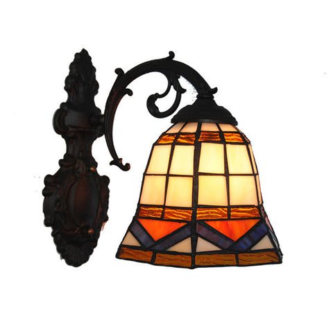 Modern Fabric Shade Wall Light WL278