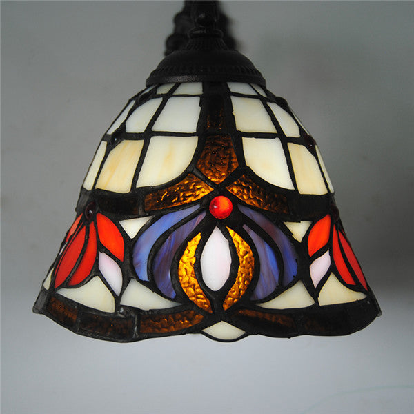 European Tiffany Stained Glass Wall Lamp Light WL324 - Cheerhuzz