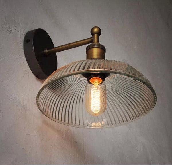 Vintage Industrial Wall Sconce WL88