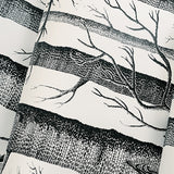 Forest Birch Tree Rustic Wallpaper WP112
