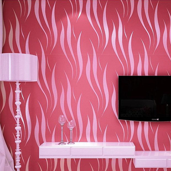 Wave Stripes Non-woven Wallpaper WP122