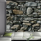 3D STONE EFFECT WALLPAPER ROLL WP131 - Cheerhuzz