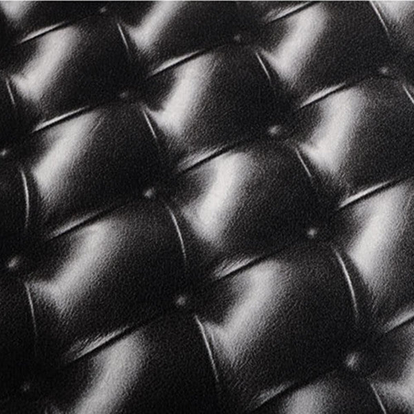 Rustic Retro Vinyl Leatherette 3D Wallpaper WP137 - Cheerhuzz