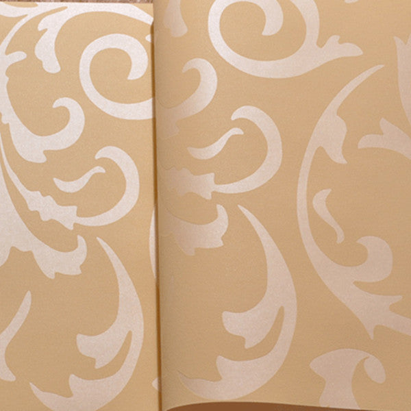 Victorian Damask Wallpaper Roll WP22
