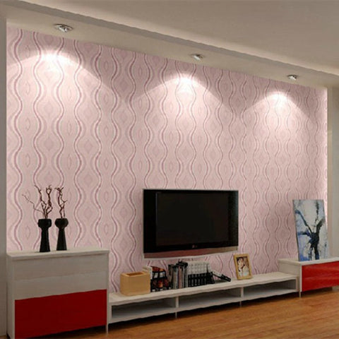 Stripe 10m Non-woven Wallpaper WP50