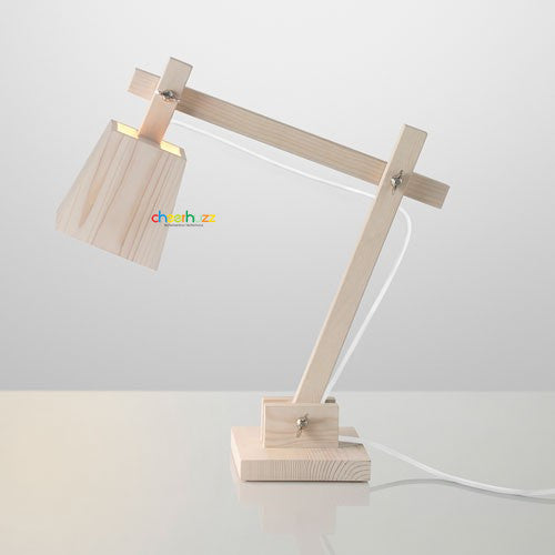Wood Table Lamp by TAF Architects From Muuto TL128 - Cheerhuzz