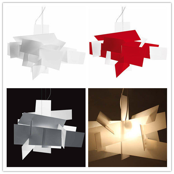 Big Bang Suspension Pendant Light L57