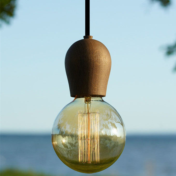 The wooden fixture by Nordic Tales PL191 - Cheerhuzz