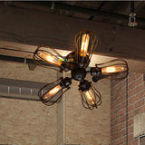 Iron Cage Ceiling Light CL120