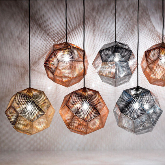 Etch Web Pendant Light PL154 - Cheerhuzz