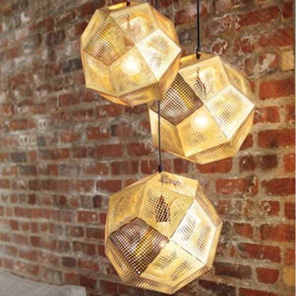 Etch Web Pendant Light PL154