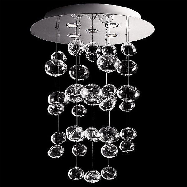 urano Due Ether Chandelier LC001