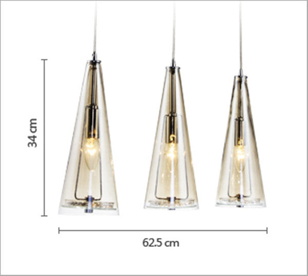 The Fucsia 3 Multipoint Pendant PL129 - Cheerhuzz