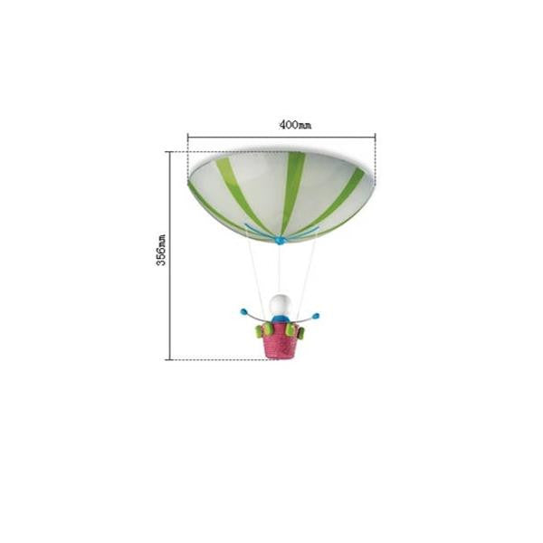 The Philips Kidsplace Flushmount No. 30112 CL105