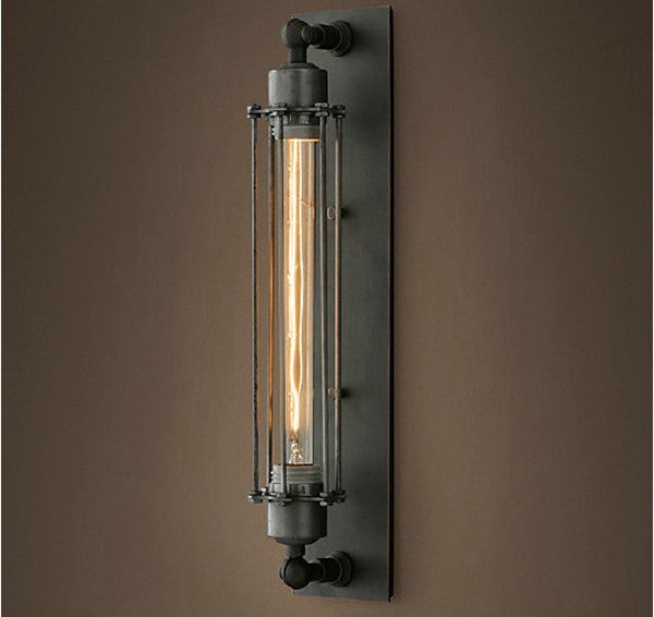The Long Pencil Bulb Wall Light WL56 - Cheerhuzz