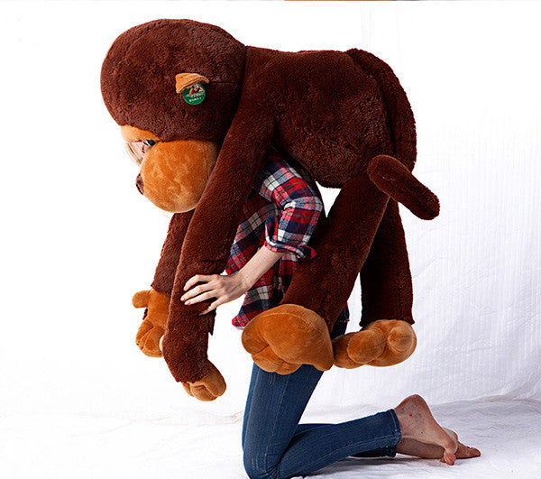 The Monkey Plush Stuffed SM014 - Cheerhuzz