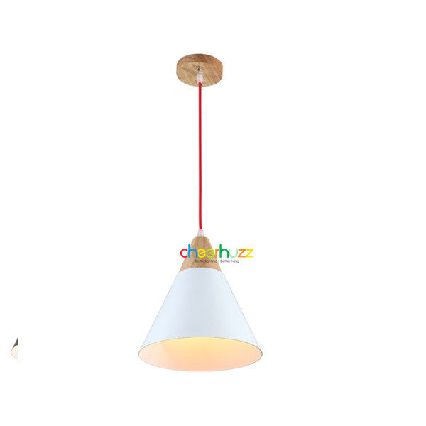 Wooden Pendant Lamp PL366