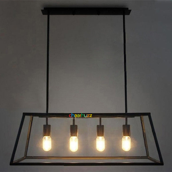 Vintage Cafe Bar Pendant PL369