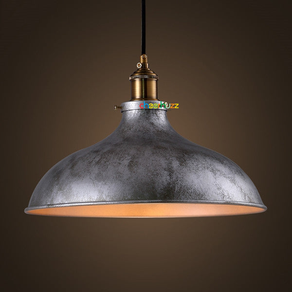 Loft Retro Industrial Iron Vintage Lamp PL415 - Cheerhuzz