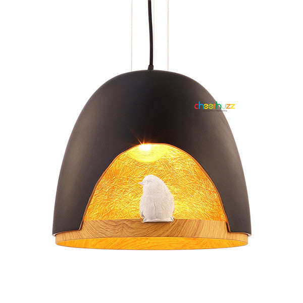 The 'oiseau' light for Compagnie PL428 - Cheerhuzz