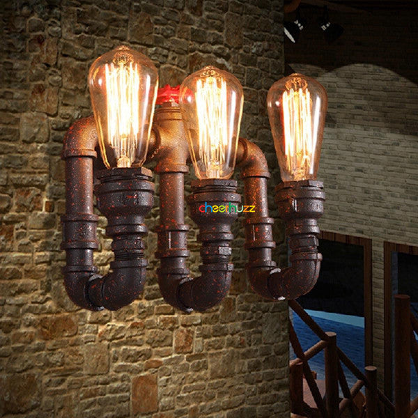 Industrial Pub Bar Wall Sconces WL180