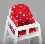 Insertable Trona Star Red