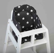 Insertable Trona Star Black