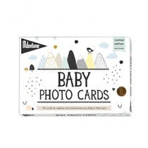 Milestone Cards Baby Photo Cards