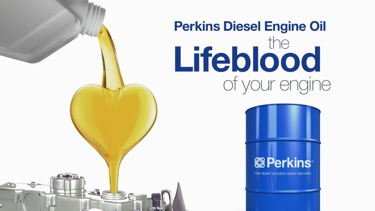 What Engine Oil - Perkins Diesel Engine