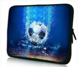 "13""- 13.3""inch Tablet Laptop Case Bag Pouch Protective Cover by Funky Planet Bags/Cases *Football Stadium*"