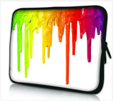 "13""- 13.3""inch Tablet Laptop Case Bag Pouch Protective Cover by Funky Planet Bags/Cases *Paint*"