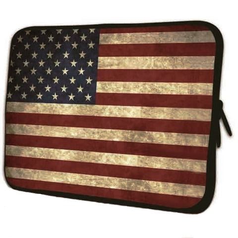 "15""- 15.6"" (inch) LAPTOP SLEEVE CARRY CASE/BAG NEOPRENE FOR LAPTOPS/NOTEBOOKS, ZIPPED *USA*"
