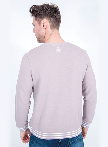 SIGNATURE SWEAT - BROWN