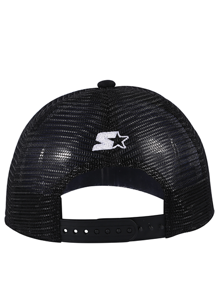 CHICAGO - FOAM FRONT TRUCKER - BLACK/WHITE