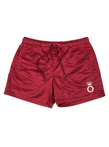 RED SIGNATURE SHORT