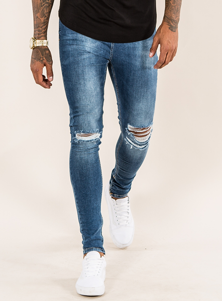 OSINO JEANS - DARK WASH