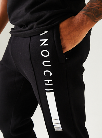 New York Ready Jogger - Black/White