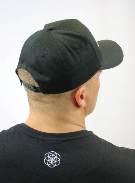 SIGNATURE BASEBALL CAP - BLACK