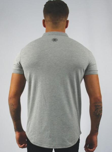 CORE POLO - GREY