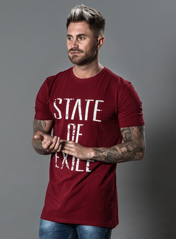 CARSON TEE RED