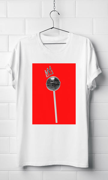 Red Lollipop - Organic T-shirt