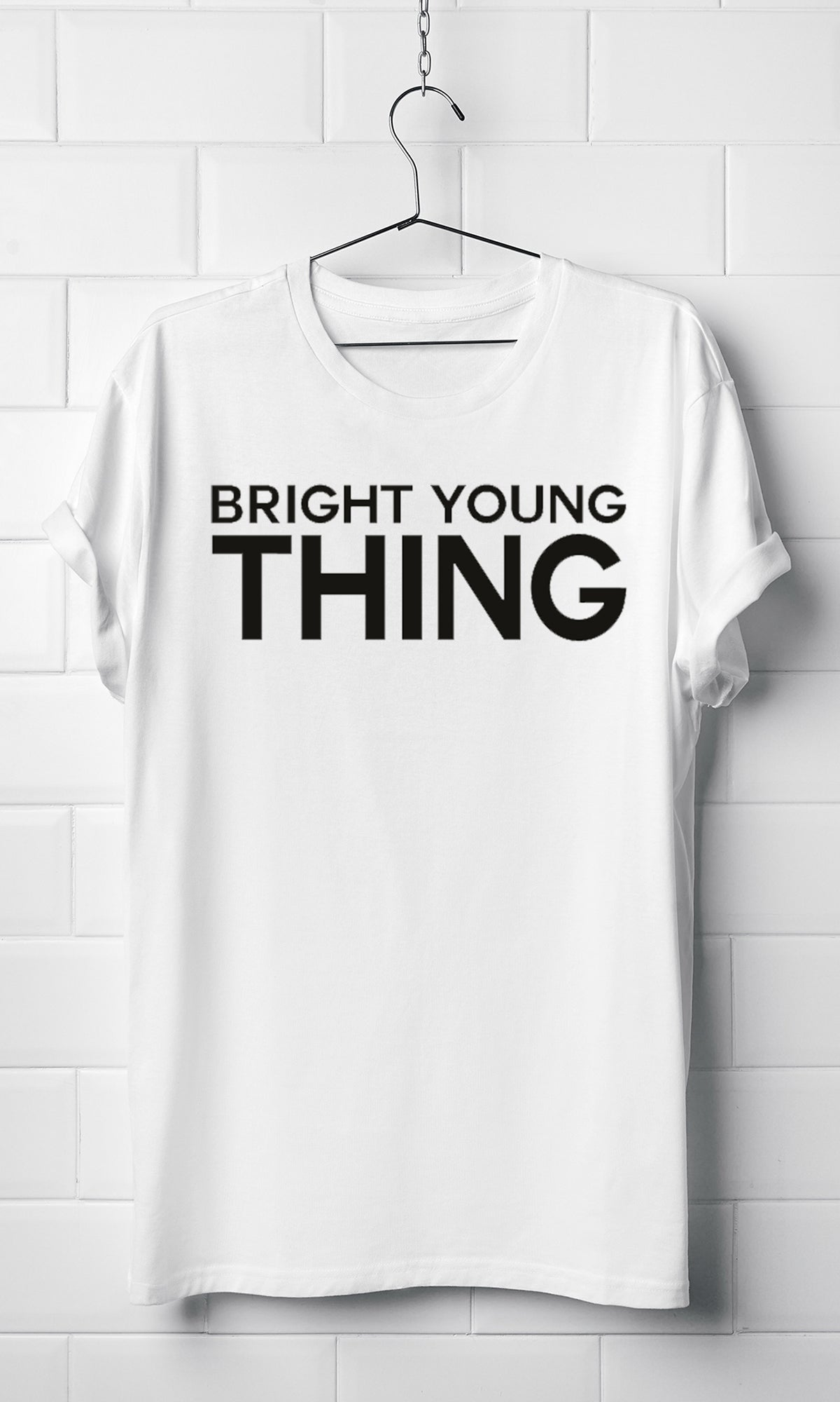 Bright young thing - Organic T-shirt
